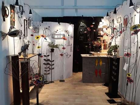 Portes ouvertes à l'atelier La P'tite Ferronnière