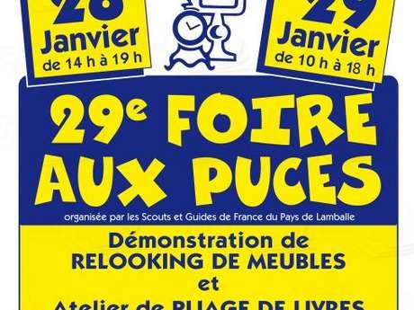 31 ème foire aux puces