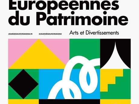 Journées Européennes du Patrimoine - Abri du marin