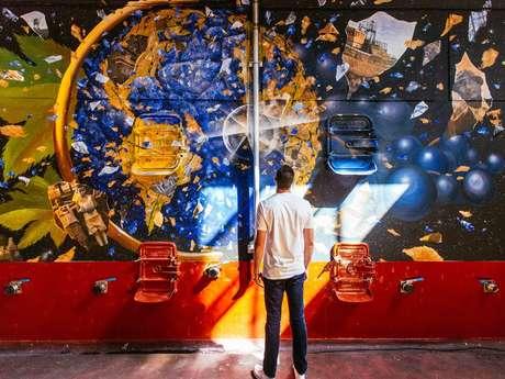 L'ART EN CAVE : JOURNÉE PORTES OUVERTES