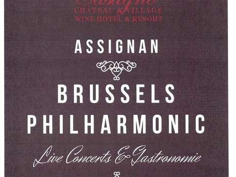 SEMAINE MUSICALE : BRUSSELS PHILARMONIC