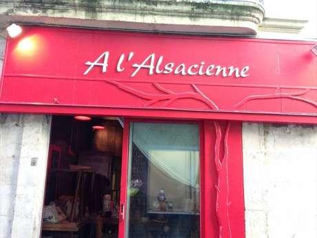 A L'ALSACIENNE