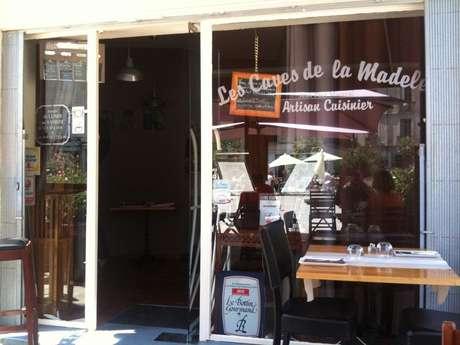 LES CAVES DE LA MADELEINE