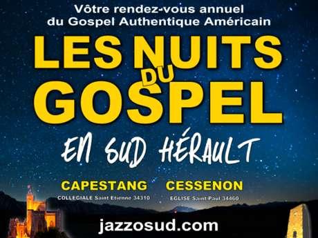 LES NUITS DU GOSPEL 4EME EDITION - GLEN DAVID ANDREWS