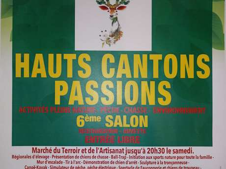 HAUTS CANTONS PASSIONS