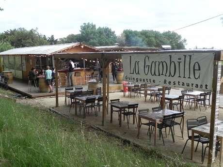 LA GAMBILLE GUINGUETTE - RESTAURANT