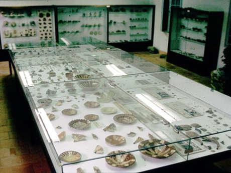 MUSEE D'ARCHEOLOGIE ET DE PALEONTOLOGIE DE MINERVE