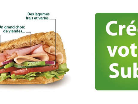 SUBWAY BÉZIERS - STEAKHOUSE SUB