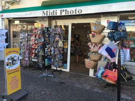 MIDI PHOTO PHOTOGRAPHE