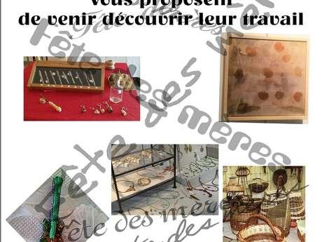 EXPO : ART'CAROUX FÊTE DES MÈRES