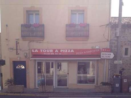 LA TOUR A PIZZAS