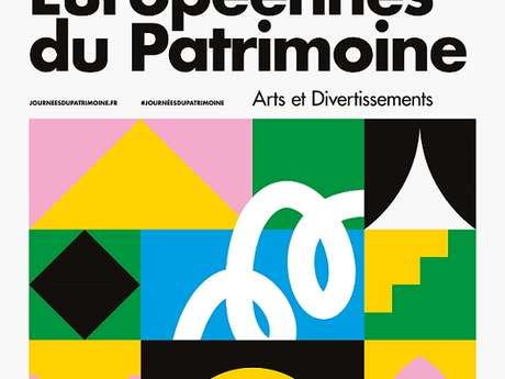 JOURNÉES EUROPÉENNES DU PATRIMOINE : VISITE DU DOMAINE LA REDONDE