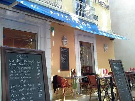CAFÉ-RESTAURANT LE MISTRAL
