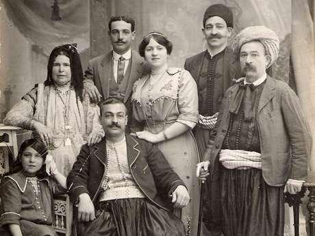 LES 3 EXILS D'ALGÉRIE, UNE HISTOIRE JUDÉO-BERBÈRE