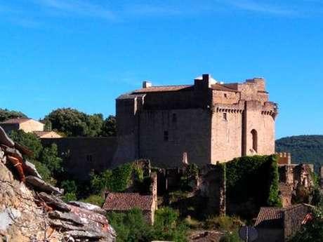 GRANDE TRAVERSEE DE L'HERAULT - DIO-ET-VALQUIERES/BEDARIEUX (ITINERAIRE SUD)