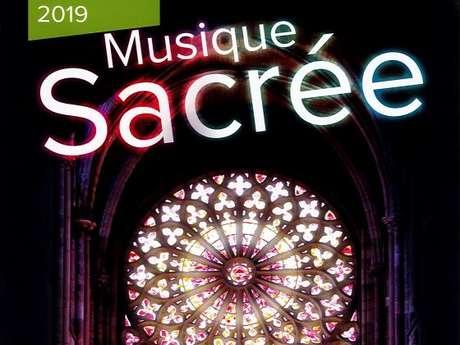 Festival de Musique Sacrée - The Tallis Scholars