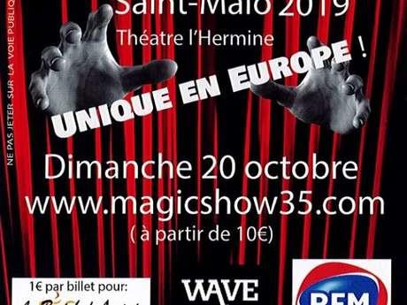 Magic' show Saint-Malo