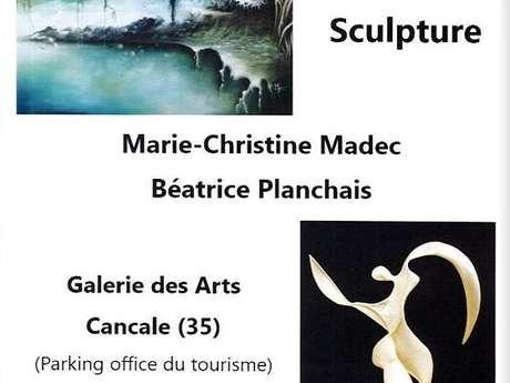 Béatrice Planchais & Marie-Christine Madec
