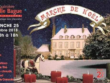Marché de Noël à la Malouinière de la Ville Bague