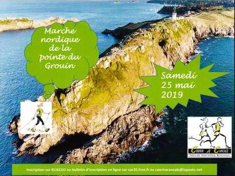 Marche nordique de la Pointe du Grouin