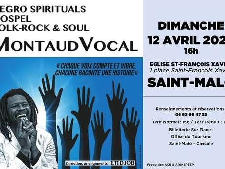 Chorale MontaudVocal - Annulé