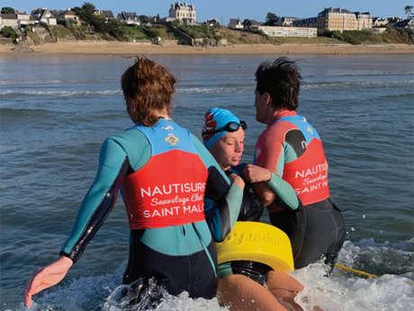 Nautisurf St-Malo - Ecole de Sauvetage (Sauvetage Sportif)