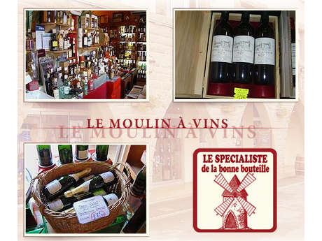 Le Moulin à Vins