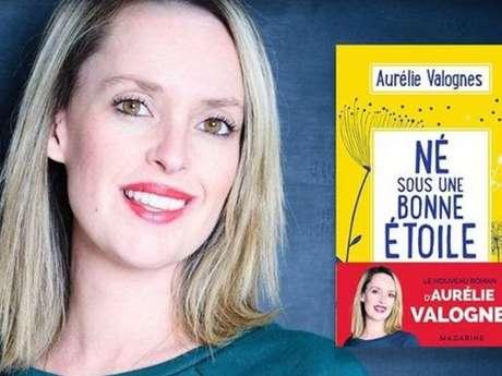 Rencontre-dédicace avec Aurélie Valognes - Annulé