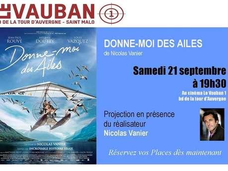"""Avant-Première du film """"Donne-moi des ailes"""""""
