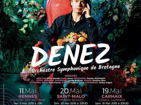 Denez et l'Orchestre Symphonique de Bretagne