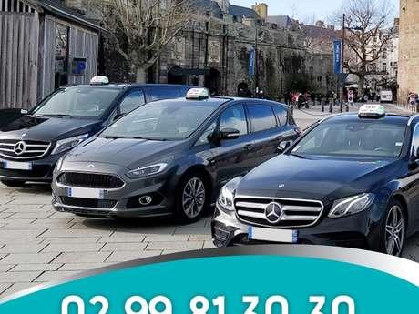 Allô taxis Saint Malo