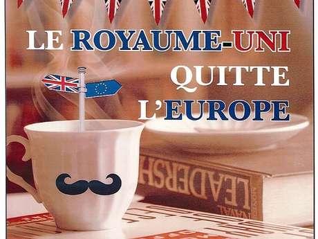Le Royaume-Uni quitte l'Europe, on en parle autour d'une cup of tea ?
