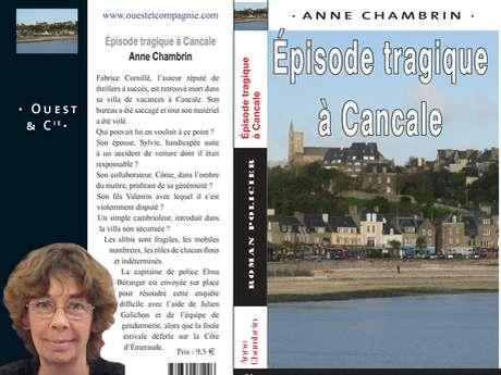Dédicaces avec Anne Chambrin