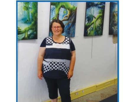 Anne Hamelin - Artiste peintre