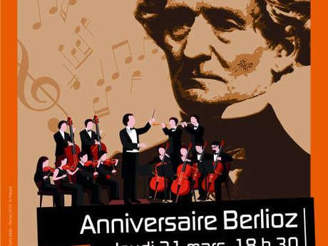 Les conférences du conservatoire : Anniversaire de Berlioz