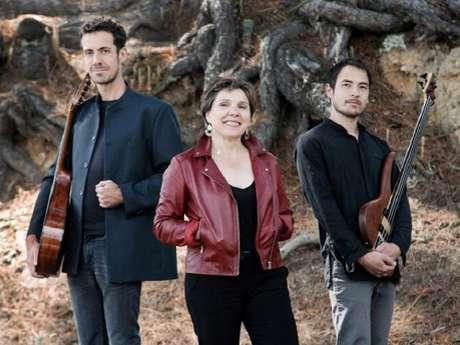 Fête de la Bretagne : Annie Ebrel Trio