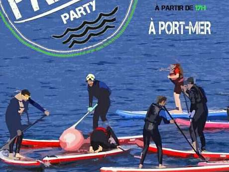 Apéro Paddle Party