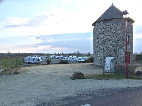 Aire naturelle du Moulin de la Ville-Es-Brune