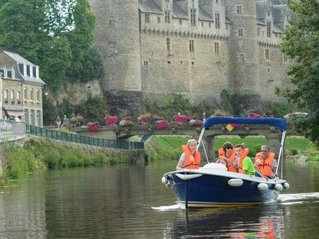 Ti War An Dour - Location de bateaux électriques