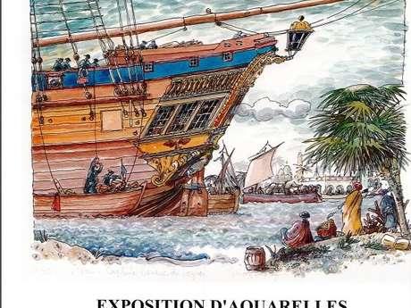 Les navigateurs malouins à travers les océans