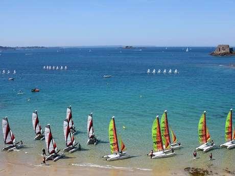 SNBSM - Ecole de voile et d'aviron de Mer - Yacht-club
