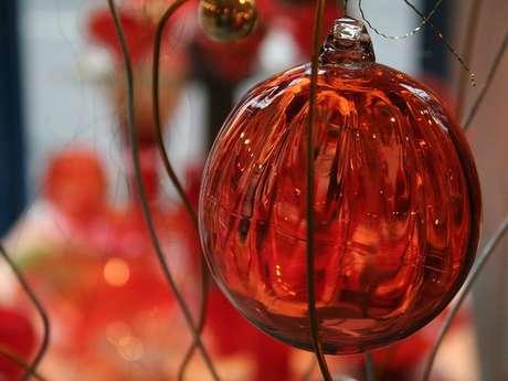 Le Noël des verriers : Mettez votre souffle dans votre boule de Noël !