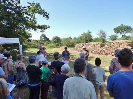 Journées Européennes du Patrimoine - Site archéologique de Boutavent