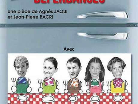 """Théâtre """"Cuisine et dépendances"""" par la troupe Issue de Secours"""