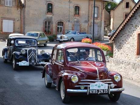 Montertel'Auto : exposition de véhicules anciens
