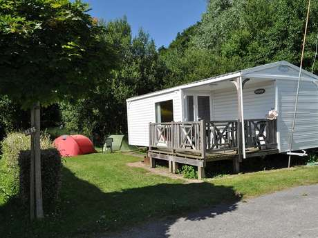 Camping Le Villeu