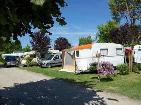 Aire de services du Camping Tenzor de la Baie