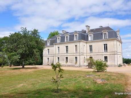 Parc du château de la Morinais