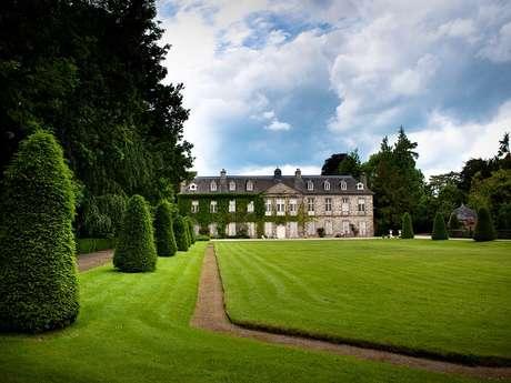 Parc et château de la Rouërie