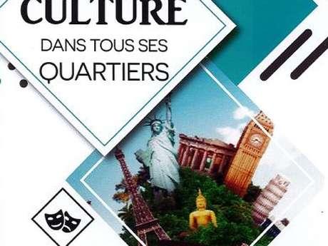 La culture dans tous ses quartiers : Chiant... qui comme Ulysse a fait un beau voyage